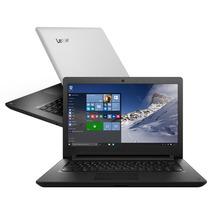 Notebook Ideapad 110-14ibr Intel Celeron Windows 10-lenovo