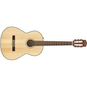 Fender Cn-60s Guitarra Acústica De Cuerda De Nylon - Estilo