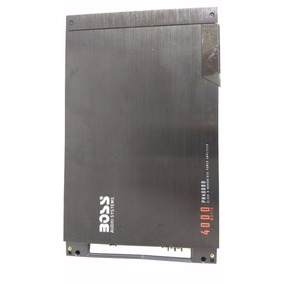 Amplificador Boss Phantom Ph4000d Classe D Digital Power One