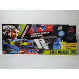 Mattel Boomco Rapid Madness Pistola De Dardos X30 Nerf Cla