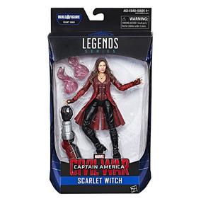 Scarlet Witch Bruja Escarlata Marvel Legends Baf Giant Man