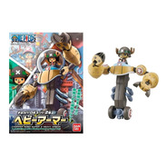Chopper Robo Super 2 Heavy Armor One Piece Bandai Model Kit