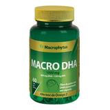 Omega 60/15 1000mg 60cps (macro Dha) Macrophytus