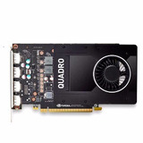 Placa De Video Vga 5gb Quadro P2000 Pny 4x Dp 1.4