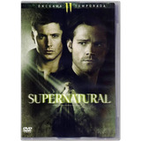 Supernatural Onceava Temporada 11 Once Dvd