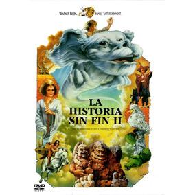 Dvd La Historia Sin Fin Ii ( The Neverending Story Ii ) -