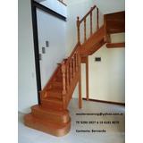 escaleras interiores de madera oferta julio