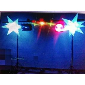1 Suporte Dj P/ Iluminação 2.6x3 Casamento Festa Aniversario