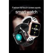Smartwatch Relógio Inteligente Bluetooth A Prova D'agua P68