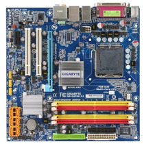 Placa Mãe Lga 775 Chipset Intel Q35- Sup Core2- Quad - Ddr2
