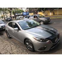 Mazda 3 Unico Dueño Factura Original Piel Gps