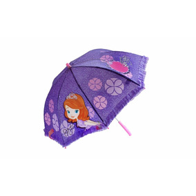 Paraguas Infantil Princesita Sofia Licencia Original