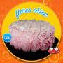 Torta Flores 15 Porc Aprox Infantiles Cumpleaños Bautismos