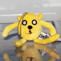 Adventure Time - Jake Peluche 13cm Hora De Aventura