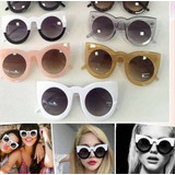 Óculos Fendi Gatinho Cateyes Blogueiras Lançamento Moda 2017