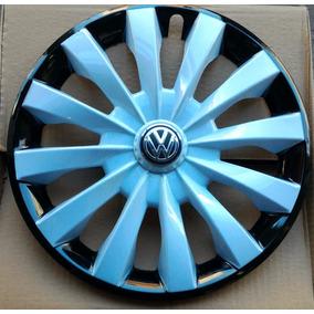 Calota Flap Gol Bolinha 1000i Plus Volkswagen Com Emblemas