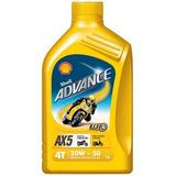Shell Advance 4t Ax5 20w50 X1lt
