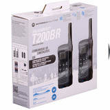 Radio Comunicador Barato Motorola Walktalk Talkabout T200