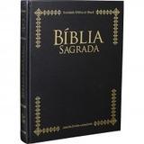 Bíblia Sagrada Letra Extragigante De Púlpito Capa Dura