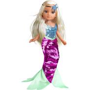 Muñeca Nancy Un Dia De Sirena Sumergible Con Accesorios