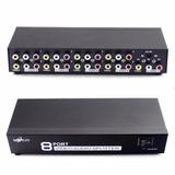 Amplificador Video Rca 1 Entrada 8 Salidas (splitter)