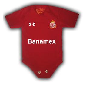 Disfraces Para Bebes - Pañaleros De Futbol - Toluca Rojo