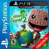 Little Big Planet 2 Ps3 Digital Juego De Plataformas Ps3