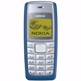 Nokia 1110 Azul Novo Celular Bom P/ Idoso Barato Desbloquead