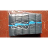 Bolsas Plásticas Con Asa Camiseta 25kg Extra Fuerte