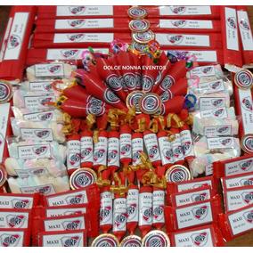 Candy Bar River Plate Y Otros Clubes- 60 Golosinas! El Mejor