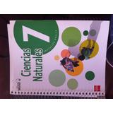Libro Ciencias Naturales 7° Básico Proyecto Crea Mundos Sm
