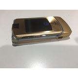 Motorola V3i Gold Como Nuevo!