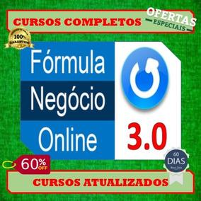 Formula Negócio Online 3.0- Alex Vargas- Curso Completo