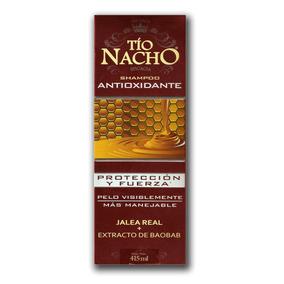 Tio Nacho Antioxidante Shampoo X 415 Ml