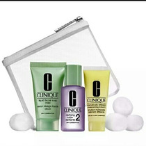 Clinique Sistema 3 Pasos 1000% Original Travel Size