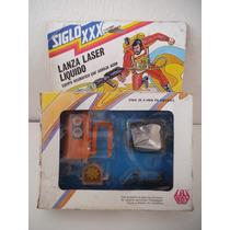 Lanza Laser Liquido Aventuras Siglo Xxx Lili Ledy Vintage