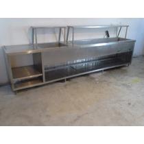 Mesa Caliente (cocina Industrial)
