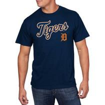 Grandes Hombres De Mlb Detroit Tigers Equipo Tee