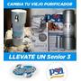 Purificador Senior 3 + Kit De 13 Filtros - C A N J E -