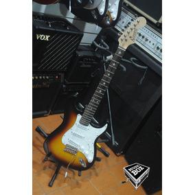 Guitarra Eléctrica Stratocaster Accord Estrella Music Box