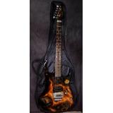 Guitarra Electrica Maxtone Custom Hand Made Negociable