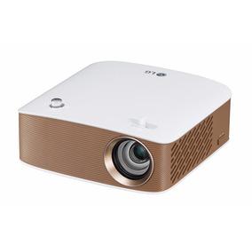 Projetor Lg Mini Ph150g 130 Lumens Hdmi Usb Bluetooth