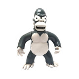Los Simpsons Springfield Cemetery King Kong Homer Playmates