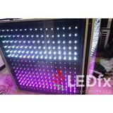 Cabina Dj Iluminada 480 Pixeles