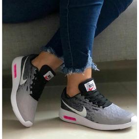 c51ba3a72 Zapatos Nike Dama - Ropa, Zapatos y Accesorios Gris oscuro en ...