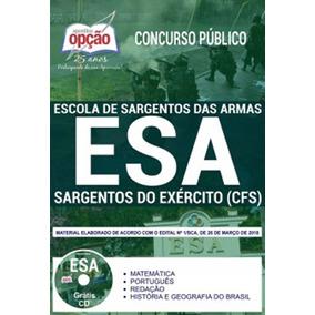 Apostila - Sargentos Do Exército - Esa 2018