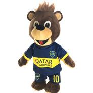 Oso Jano Mascota Oficial De Boca Juniors Con Licencia