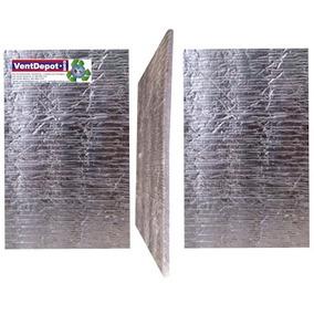 Aislante Termico Papel Craft Hornos, Mxcra-002, 1.22m X 20m