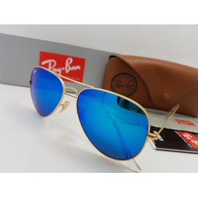 3721afdf14b2e Ray Ban Rb3025 068 Marco Amarillo Y Rojo - Gafas en Mercado Libre ...