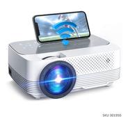 Proyector Video Beam Mini 1080p iPhone Android Quierobeam